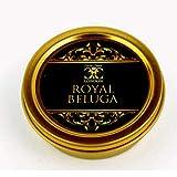 Caviale 'Royal Beluga' 250gr. corriere espresso €8-12