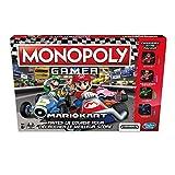 Monopoly Gamer Mario Kart - Jeu de societe - Jeu de plateau - Version française