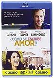 Wie schreibt man Liebe? (The Rewrite, Spanien Import, siehe Details für Sprachen)