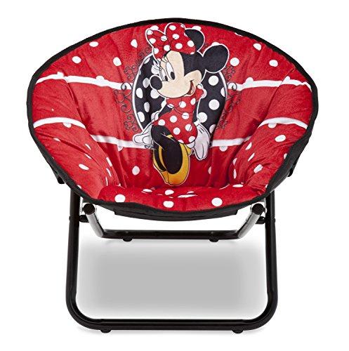 Disney Poltroncina pieghevole Minnie Mouse