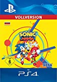 Sonic Mania Standard Edition [PS4 Download Code - deutsches Konto]