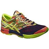 ASICS Gel-Noosa Tri 10, Zapatillas de Running para Hombre, Azul (Indigo Blue Coral/Flash 4906), 41.5 EU