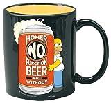 United Labels Simpsons 0805654 - Taza, 320 ml [importado de Alemania]