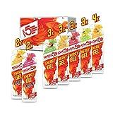High5 Energy Gel Mixed - Bolsitas de nutrición, para ciclistas, 20 unidades
