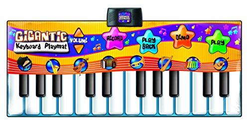 Piano Gigante, Tapiz Musical