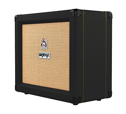 Orange Crush 35RT Guitar Amp Combo Black 2 channel solid state Crush 1x10 Reverb and Tuner 35 Watts