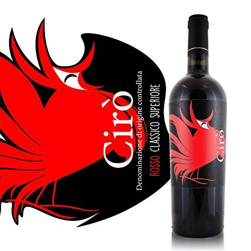 Cirò Rosso Classico Superiore - Calabria DOC - 2016-75cl