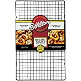Wilton 2105-9716 - Rejilla antiadherente para enfriar Recipe Right, 40.6 x 25.4 cm