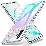 ESR Funda Transparente para Samsung Note 10 Plus/10+/10 Plus 5G, Funda de Suave TPU Transparente, Funda Flexible de Suave Silicona para Samsung Galaxy Note 10 Plus/10+ Transparente