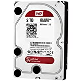 WD 2 TB NAS Hard Drive - Red