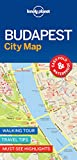 Budapest City Map (Lonely Planet City Map)
