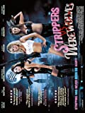 STRIPPERS VS WEREWOLVES MOVIE FILM POSTER PRINT APPROX SIZE 12X8 INCHES