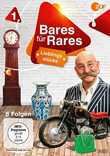 Bares für Rares - Lieblingsstücke - Box 1 (3 DVDs)