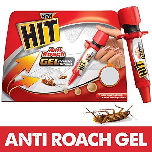 Godrej HIT Anti Roach Gel - Cockroach Killer, 20g
