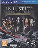 PSVita - Injustice Gods Among Us - Ultimate Edition