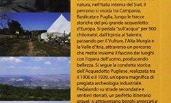 = Ciclovia dell'Acquedotto Pugliese. Cicloesplorazione da Caposele a Santa Maria di Leuca Epub