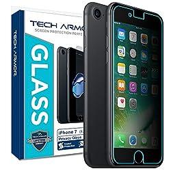 Kaufen Tech Armor Displayschutz aus Panzerglas für Apple iPhone 7/iPhone 8 Apple iPhone 7/8 (4.7 inch) - Blickschutz - 1 Stück