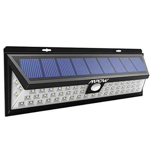 lampe solaire 54 led bricolage pas cher bricolage pas cher. Black Bedroom Furniture Sets. Home Design Ideas