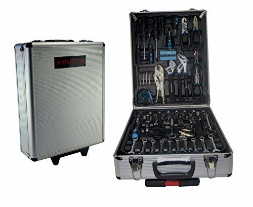 Praktischer Werkzeugkoffer Werkzeugset Werkzeugkasten Werkzeug Set Werkzeugbox Werkzeugkiste sales...