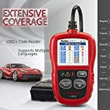 Autel Autolink AL319 Bus Can Diagnosis Multimarca 2 EOBD Auto Scanner Lee y...