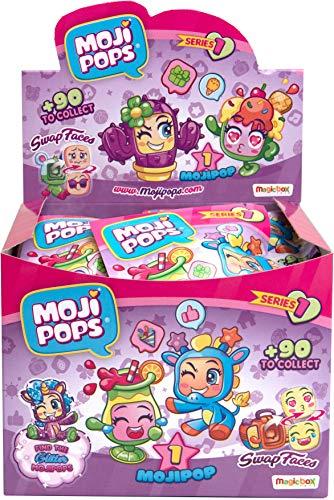 MojiPops Onepack Serie 1 Figure da Collezione, Colore Assortiti, PMP1D824IN00