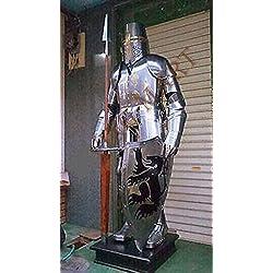 Armaduras medievales para caballero cruzado Full Suit