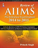 Review of AIIMS PG Entrance Examination 2014-2011