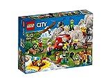 LEGOCity Stadtbewohner - Outdoor-Abenteuer (60202) Kinderspielzeug