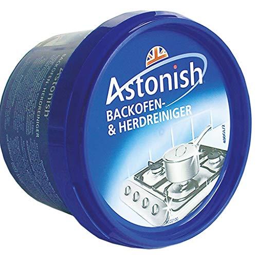 Astonish, Sgrassatore universale e professionale per pulire forno e fornelli, 400g (250ml)