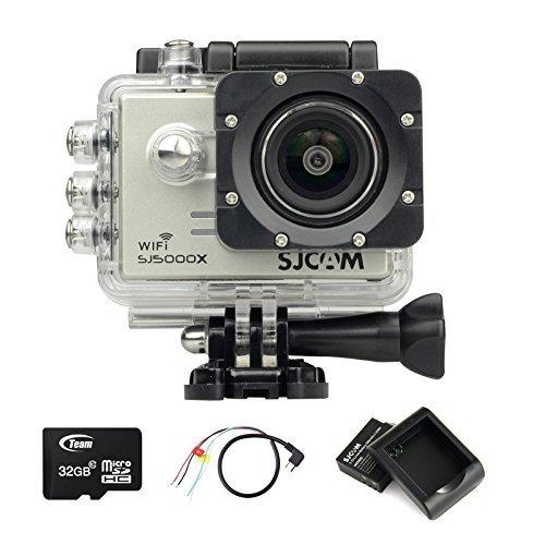 BOOMYOURS Original SJCAM SJ5000X WIFI Elite Edition Action Sport Cam Camera Waterproof Videocamera...