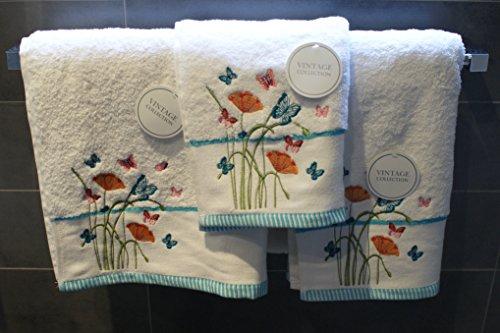 Mariposa 550gram gama de cocina, algodón, beige, de mano