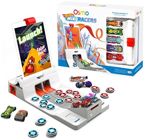 Osmo Hot wheels (iPad Base Included) MindRacers Kit