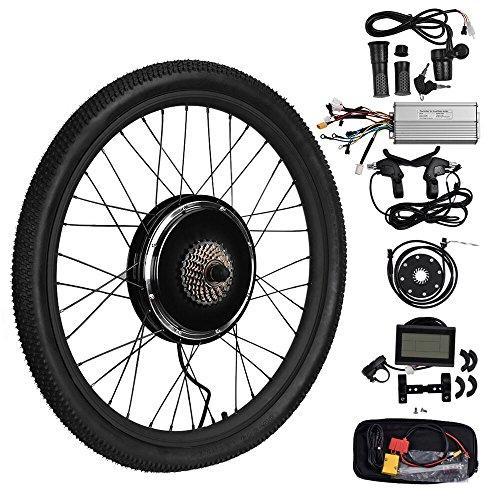 Vogvigo, ruota posteriore per bicicletta elettrica da 66cm, 48V 500W, kit di conversione...