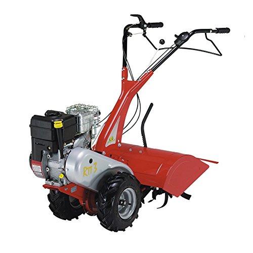 eurosystems RTT3–Motocultor con fresa trasera–Motor Briggs & Stratton OHV Intek–205cc–anchura de trabajo fresa trasera 60cm