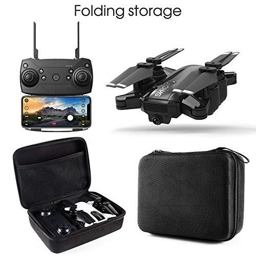 Tianya Drone X Pro 5G Selfi WIFI FPV GPS avec HD Quadcopter pliable RC 1080p pour la famille et les amis (noir) 10