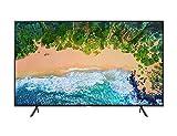 "Samsung UE55NU7172 55"" 4K Ultra HD Smart TV Wi-Fi Black LED TV - LED TVs (139.7 cm (55""), 3840 x 2160 Pixels, LED, Smart TV, Wi-Fi, Black)"