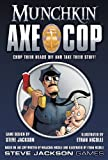 "Steve Jackson Games ""Munchkin Axe Cop Card Game"