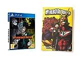 My Hero One's Justice con Album Comics - Bundle Limited - Playstation 4
