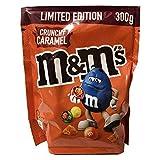 m&m crunchy caramel limited Edition (300g Beutel)