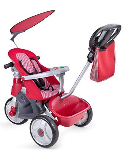 Famosa 800009473 - Feber Baby Trike Easy Evolution Triciclo
