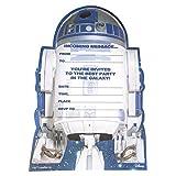 Hallmark - Inviti per festa di compleanno, motivo: Star Wars, 20 pezzi [lingua inglese]