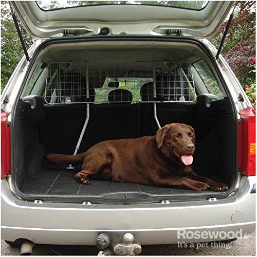 Rosewood grille de s paration en voiture pour chien 123autos - Grille de separation voiture pour chien ...