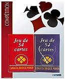 Grimaud - 2 jeux de 54 cartes - Jeu de cartes