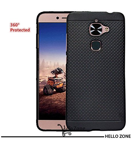 Hello Zone Exclusive Dotted Matte Finish Soft Back Case Cover For LeEco (LeTV) Le 2
