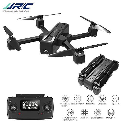 DishyKooker aeromobili radiocomandati Drone JJ-RC X11 5G WiFi FPV con Fotocamera 2 carati GPS 20 min...