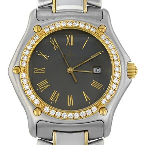 Ebel 19111087911/5260p 18K Gold & Stahl Quarz Herren-Armbanduhr - 2