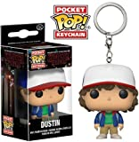 Funko Pocket Pop Porte-Clés Stranger Things Dustin, 14229
