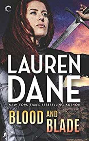 Blood and Blade (Goddess with a Blade Book 6) by [Dane, Lauren]