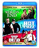 The Three Flavours Cornetto: World's End / Hot Fuzz / Shaun of the Dead