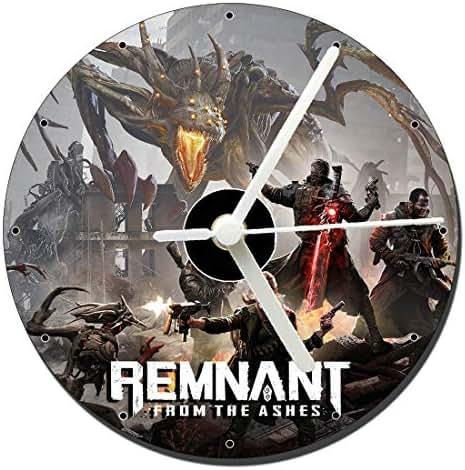 MasTazas Remnant from The Ashes Tischuhren CD Clock 12cm